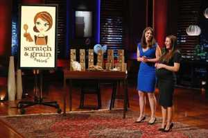 Scratch and Grain on Shark Tank